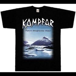 Kampfar - Mellom Skogkledde Aaser - T-shirt (Men)