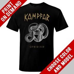 Kampfar - Ofidians Manifest - Print on demand