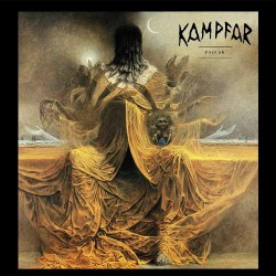Kampfar - Profan - LP Gatefold