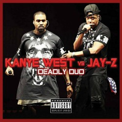Kanye West VS Jay-Z - Deadly Duo - CD