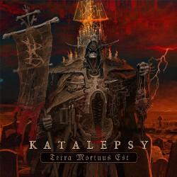 Katalepsy - Terra Mortuus Est - CD DIGIPAK