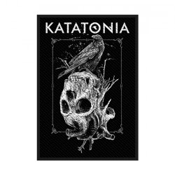 Katatonia - Crow Skull - Patch
