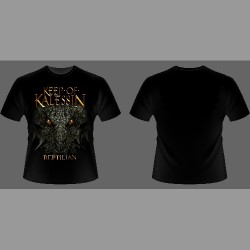 Keep Of Kalessin - Reptilian - T-shirt (Men)