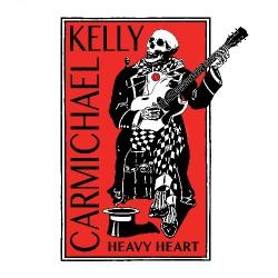 Kelly Carmichael - Heavy Heart - CD DIGIFILE