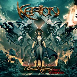 Kerion - CloudRiders Part 2: Technowars - CD