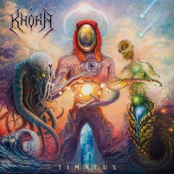 Khora - Timaeus - LP