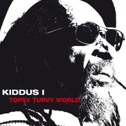 Kiddus I - Topsy Turvy World - CD DIGIPAK