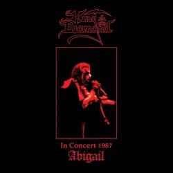 King Diamond - Abigail In Concert 1987 - CD DIGISLEEVE