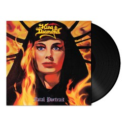 King Diamond - Fatal Portrait - LP