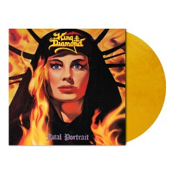 King Diamond - Fatal Portrait - LP COLOURED