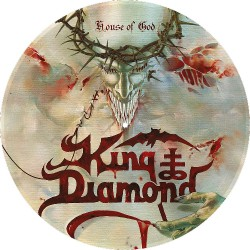 King Diamond - House Of God - Double LP Picture