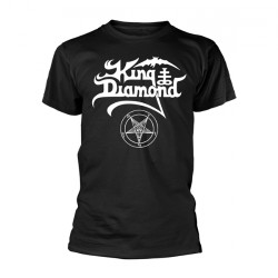King Diamond - Logo - T-shirt (Homme)