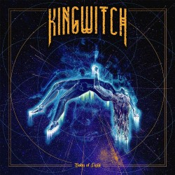 King Witch - Body Of Light - DOUBLE LP GATEFOLD COLOURED