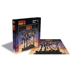 Kiss - Destroyer - Puzzle