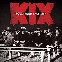 Kix - Rock Your Face Off - CD