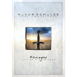 Klaus Schulze & Lisa Gerrard - Rheingold - Live At The Loreley - DOUBLE DVD
