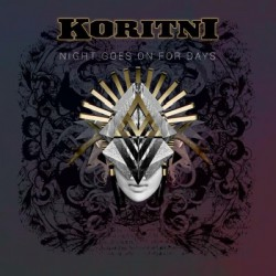 Koritni - Night Goes On For Days - CD