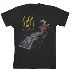 Korn - Follow The Leader - T-shirt (Homme)
