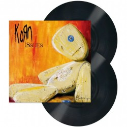 Korn - Issues - DOUBLE LP