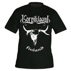 Korpiklaani - Finland - T-shirt (Men)