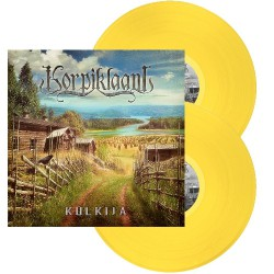 Korpiklaani - Kulkija - DOUBLE LP GATEFOLD COLOURED