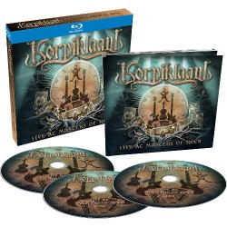 Korpiklaani - Live At Masters Of Rock - 2CD + BLU-RAY