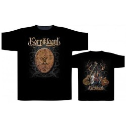 Korpiklaani - Shaman Drum - T-shirt (Men)