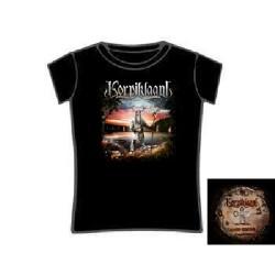 Korpiklaani - Ukon Wacka - T-shirt (Femme)