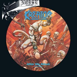 Kreator - After The Attack - LP PICTURE