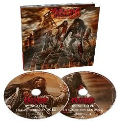 Kreator - Dying Alive - 2CD DIGIPAK