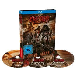 Kreator - Dying Alive - BLU-RAY + 2CD DIGIPAK