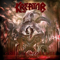 Kreator - Gods Of Violence - CD