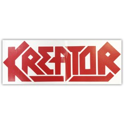 Kreator - Logo - Car Sticker