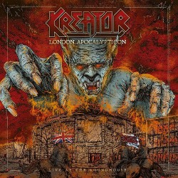 Kreator - London Apocalypticon - CD