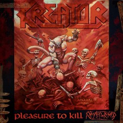 Kreator - Pleasure To Kill - DOUBLE LP Gatefold
