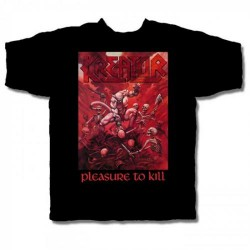 Kreator - Pleasure To Kill - T-shirt (Men)