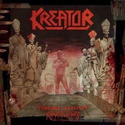 Kreator - Terrible Certainty - DOUBLE LP Gatefold