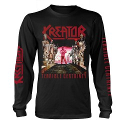 Kreator - Terrible Certainty - LONG SLEEVE (Homme)