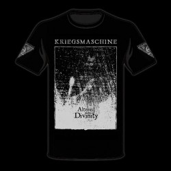Kriegsmaschine - Altered States Of Divinity - T-shirt (Homme)