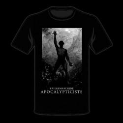 Kriegsmaschine - Apocalypticists - T-shirt (Homme)