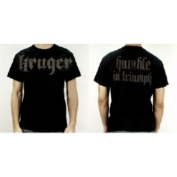 Kruger - For Death, Glory and the End of the World - T-shirt (Men)