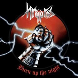 Kryptos - Burn Up The Night - CD