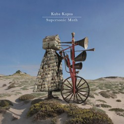 Kuba Kapsa - Supersonic Moth - CD DIGIPAK
