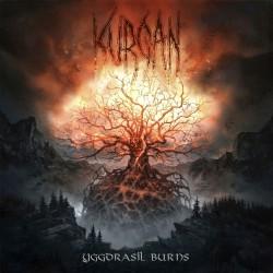Kurgan - Yggdrasil Burns - CD