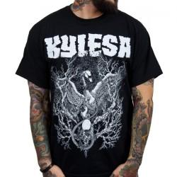 Kylesa - Black Swans Of Ash - T-shirt (Homme)