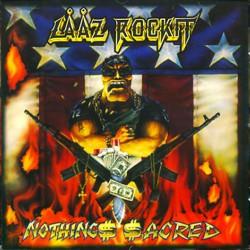 Lääz Rockit - Nothing's Sacred - CD