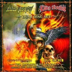 Lääz Rockit - Taste Of Rebellion & Live Untold - CD + DVD