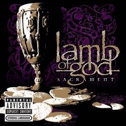 Lamb Of God - Sacrament - CD
