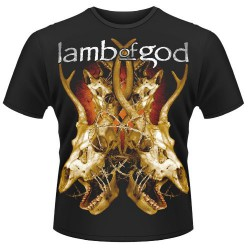 Lamb Of God - Tangled Bones - T-shirt (Men)