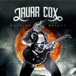 Laura Cox Band - Burning Bright - CD DIGIPAK
